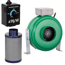 carbon filter fan for grow room 4 x 4 amare led grow room kit all green hydroponics
