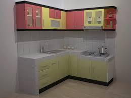 design kitchen set minimalis modern mebel minimalis modern di bandung