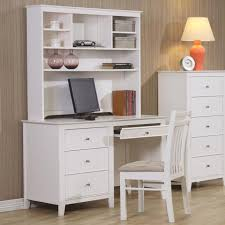 Student Desk With Hutch Serena Student Desk Hutch Set Pertaining To Amazing Household
