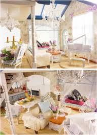 Diy Dollhouse Furniture Diy Doll House Provence Miniature Wooden Building Model Dollhouse