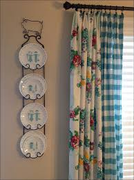 Kitchen Curtains Sets Kitchen Sage Green Kitchen Curtains Valance And Tier Curtain