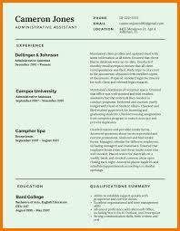 Good Resume Templates For Word by 11 Best Resume Templates 2017 Mailroom Clerk