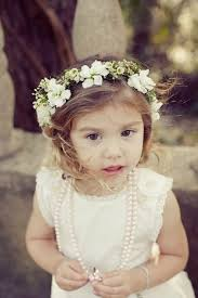 flower girl headbands 36 best communion images on flower wreaths floral
