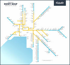 rent maps for australia u0027s capital cities shows sydney way in front