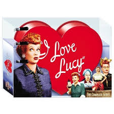 i love lucy the complete series dvd cbs store