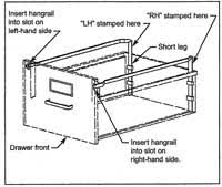 file cabinet replacement parts hon file cabinet parts dividers hangrails