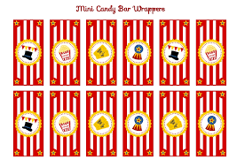 Circus Birthday Decorations Free Circus Birthday Party Printables From Printabelle Catch My