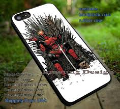 Chair Game Of Thrones Deadpool Iron Throne Chair Game Of Thrones Iphone 6s 6 6s 5c 5s