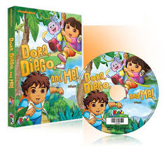 dora personalized photo dvd u0027s starring child u2013 personalized