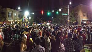 how much does franklin street u0027s halloween bash cost chapel hill