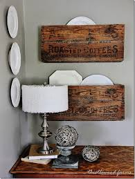 Wooden Crate Shelf Diy by 39 Wood Crate Storage Ideas That Will Have You Organized In No Time
