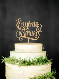 name cake toppers wedding cake topper custom cake topper wood cake topper