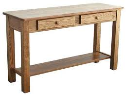 Contemporary Sofa Table by Amish Living Room Sofa Tables The Amish Market Amish Crafted