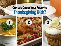 can we guess your favorite thanksgiving dish playbuzz