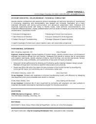 Sample Resume For Sales by Sample Resume For Career Change Free Resumes Tips