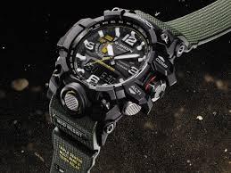 Jam Tangan G Shock Pertama casio g shock mudmaster gwg 1000 all models released g central g