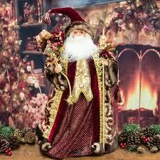 santa claus the book of secrets magical christmas decorations