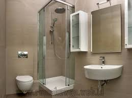 desain kamar mandi transparan tips membuat kamar mandi sempit terlihat luas rumah awan