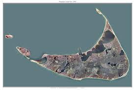 Nantucket Map Aerial Photos Of Nantucket