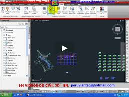curso autocad civil 3d 2011 secretos de civil 3d manual civil 3d