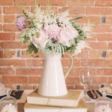 wedding table decorations ivory and blush pink wedding table decorations the