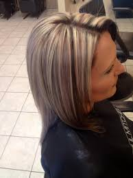low lights for blech blond short hair chunky 3 tone highlight and lowlight platinum blonde hair with