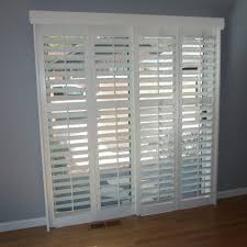 Bypass Shutters For Patio Doors Bypass Shutters For Sliding Glass Doors Http Togethersandia