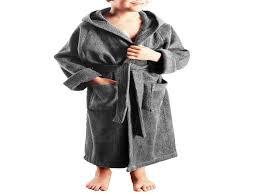 robe de chambre freegun robe de chambre freegun cool peignoir capuche en maille peluche