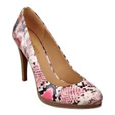 nine west regola platform heels lyst