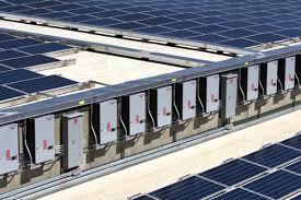 solar panel parking lot lights solar panels for warehouses buildings parking lots lights