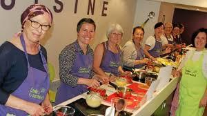 cours de cuisine ancenis l atelier cuisine pour mieux battre le cancer