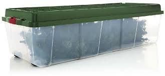 ideas artificial tree storage box boxes