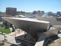 bold contemporary design the denver art museum by daniel libeskind