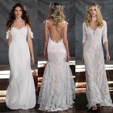 meet the original boho bridal designer white dress - Boho Wedding Dress Designers