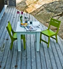 Shabby Chic Patio Furniture by Exterior Design Green Shabby Chic Chair By Loll Designs For