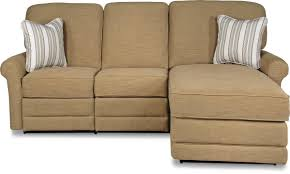 Two Piece Sofa by Two Piece Reclining Sectional Sofa With Raf Reclining Chaise By La