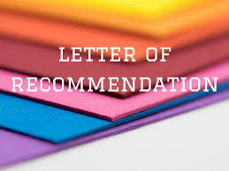 how to ask for a letter of recommendation college shortcuts