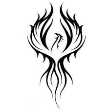 the 25 best tribal phoenix tattoo ideas on pinterest phoenix