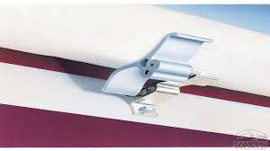 Rv Awning Protector Carefree 902800w White Automatic Rv Awning Support Youtube