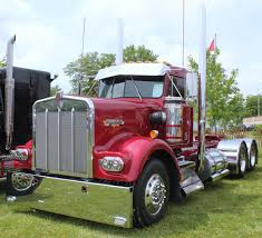 new kenworth trucks kenworth w900a old classic semi trucks youtube