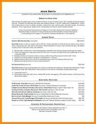 Sample Cook Resume Chef Resume Sample Pdf Example Sous Samples Pastry 1 5 Catering