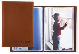 4 6 photo albums leather photo album rata usa inc