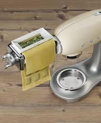 smeg smrm01 ravioli maker accessory for stand mixer smf01 retro smeg smrm01 ravioli maker accessory for stand mixer smf01 retro 50s style raviolismall appliancesthe