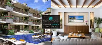 residences luxury condos in tulum villas las palmas tulum