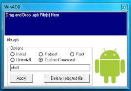 android adb abd shell command in android how to make android custom rom