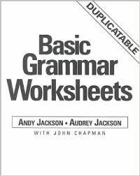 basic grammar worksheets reproducible book elt photocopiable