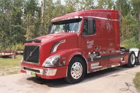 2007 volvo truck truck show testimonial