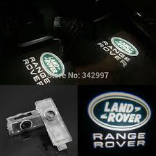 range rover welcome light 2x laser led door courtesy welcome shadow light for range rover