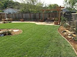 Backyard Vineyard Design by Before And After Mediterranean Garden Makeover Hgtv
