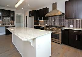 Low Kitchen Cabinets Straight Dark Kitchen Cabinets With Light Island Mixed Low Track